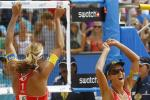 Misty May-Treanor and Kerri Walsh Jennings have won two gold medals in their Olympic careers.