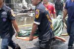 Bomb blast in southern Thailand's Yala province