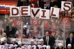 The New Jersey Devils return home for game five of the Stanley Cup tonight.