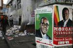 Zimbabwe Election Posters