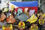 Philippine Protests Over China