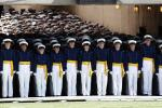 Cadets at Air Force Academy