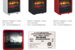 Duraflame Space Heater Recall
