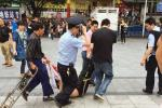 Guangzhou railroad slashing attack
