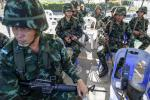Military coup Thailand