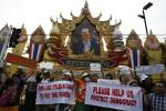 Thai King_Protests