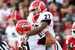 Georgia, Louisville Are Right Where They Should Be