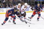 Chicago Blackhawks NY Rangers