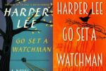 'Go Set A Watchman' book covers