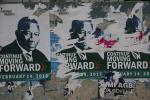 Goodluck Jonathan campaign posters