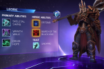 Leoric Heroes of the Storm