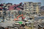 Tianjin blast officials detained