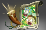 Rick and Morty DOTA 2