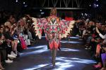[09:40] A model presents a creation by Indian designer Manish Arora