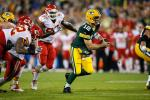 Aaron Rodgers Packer Chiefs