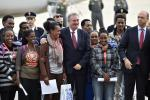 Refugees leave Italy EU Plan