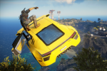 Just Cause 3 mayhem