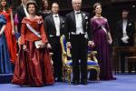 Queen Silvia, Prince Daniel, King Carl Gustaf and Crown Princess Victoria