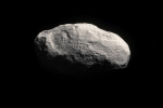 Artist's Impression of C/2014 S3, Tailless Comet