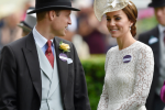 Prince William and Kate Middleton's head of security Sarah Hamlin resigns.