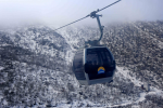 Gondola ride in Chamonix leaves over 100 passengers trapped.