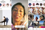 instagram disappearing live video messages