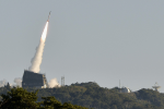 U.S. military to launch a satellite that can detect enemy missiles from space.