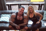 Rich Piana Chanel Jansen