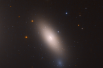 Nasa Hubble relic galaxy 1
