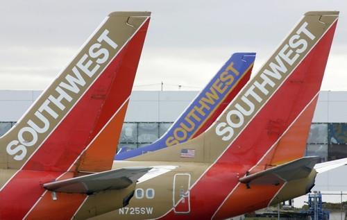2. Travel: Southwest Airlines