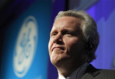 General Electric CEO and Chairman Jeffrey Immelt