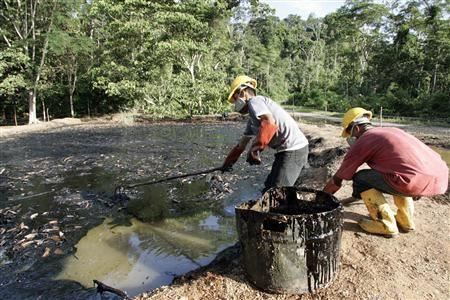 Chevron fights potentially historic damages case