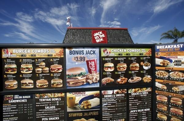 Fast-Food Calorie Counts Confuse Consumers