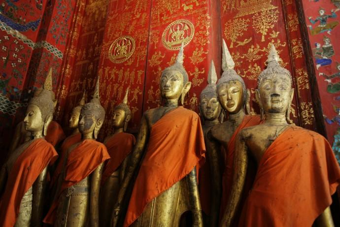 Over 2,000 Ancient Buddha Statues Unearthed in China