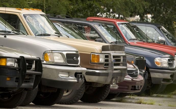 Used cars from the Cash-for-Clunkers