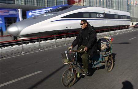 China plans to spend big on nuclear power, high-speed rail