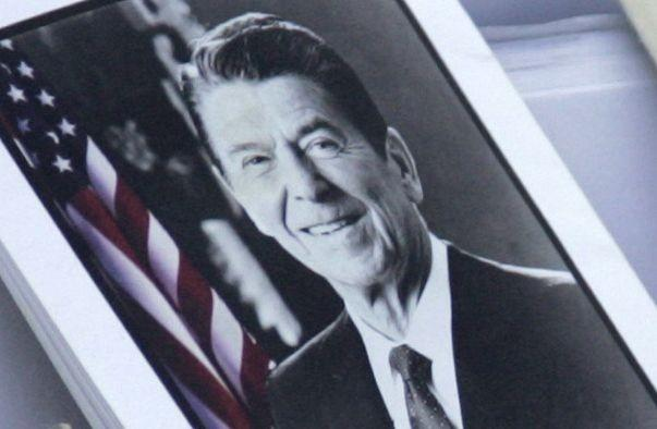 Ronald Reagan (February 6, 1911 – June 5, 2004)