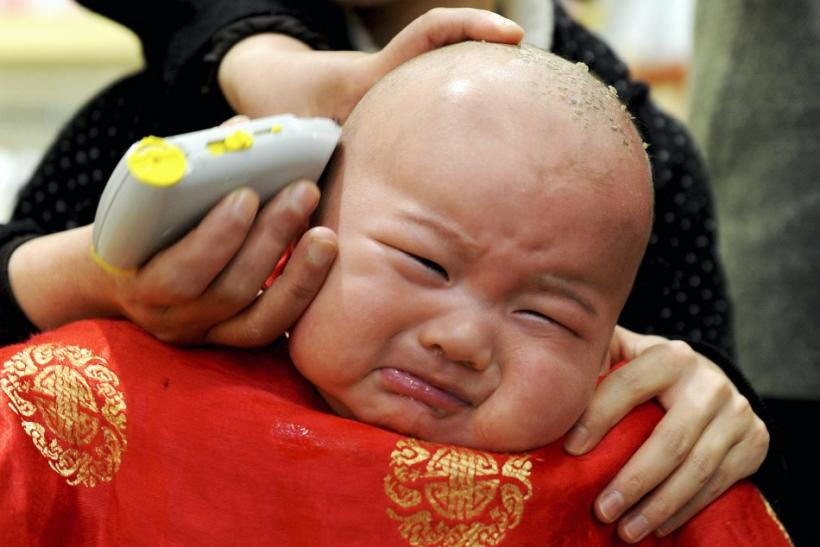 Chinese Infant
