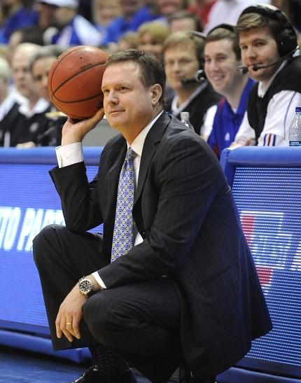 """Bill Self is """"disappointed"""" in suspended Tyshawn Taylor"""
