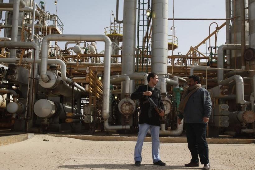Libyan oil assets will suffer damage in political end-game: analyst