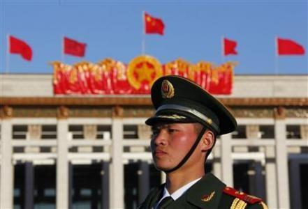 China defense budget to double by 2015