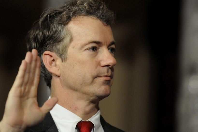 Sen. Rand Paul of Kentucky