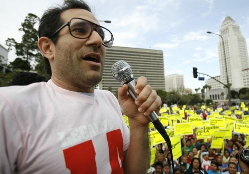 American Apparel owner Dov Charney