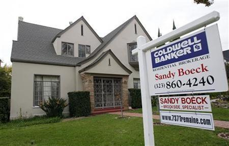 New home sales at 4-month high, supply drops