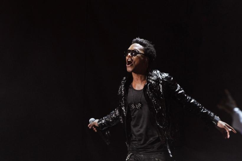 Rapper Lupe Fiasco performs at the 2011 MTV Movie Awards in Los Angeles