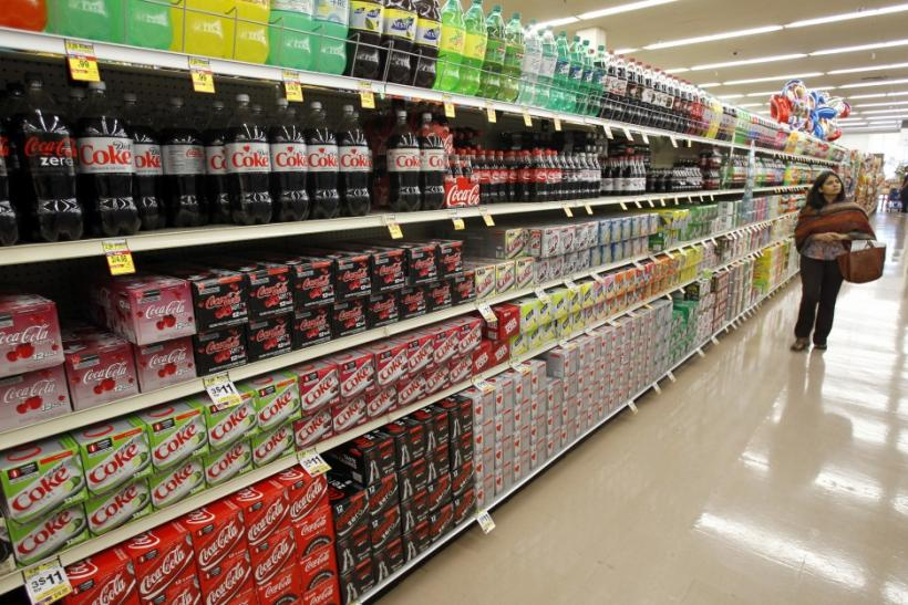 CDC: 1 in 4 high schoolers drink soda every day
