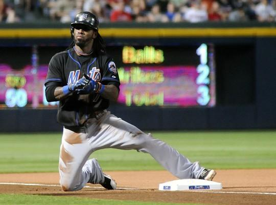 Negotiations With Shortstop Jose Reyes Will Get Complicated If The All