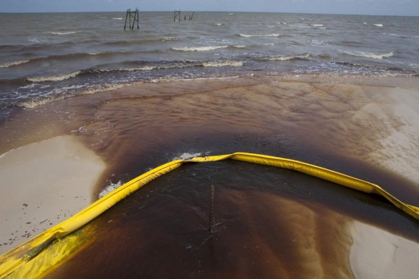 Pollution continues to choke America's beach waters