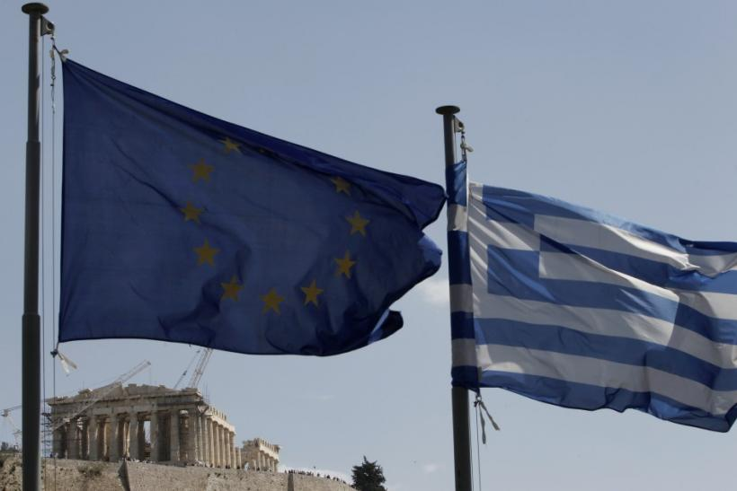 Greece And The Euro Zone