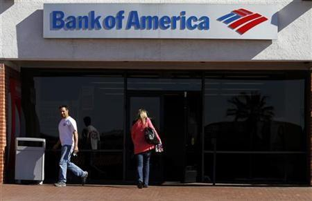 9. Bank of America Corp.